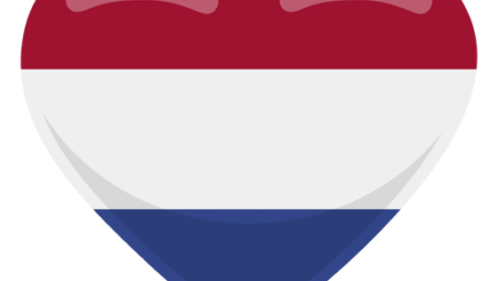 dutch heart flag